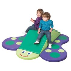 Children's Factory Butterfly Climber ~ cheaper than any other similar climber I've seen