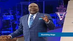 TD Jakes 2016 - Lazy In Everything We Do - July 17, 2016