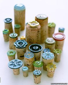 Button Stamp How-To | Martha Stewart