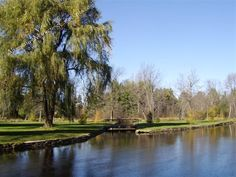 Iverson Park in Stevens Point is so beautiful.  Great place for a picnic or just a walk through the park.