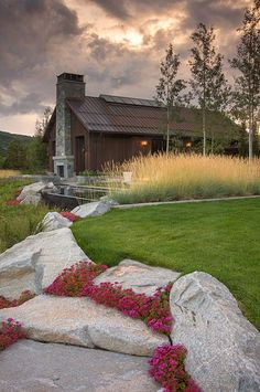 A Landscape Restored: Big Skies and Wildlife Habitats in Aspen: Gardenista Photography by D. A. Horchner, courtesy of Design Workshop Inc. and ASLA.