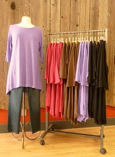 MORE Fall Colors from Cut Loose at Mill Street Clothing Co.