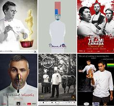 Here Are the National Team Posters For the Bocuse d'Or