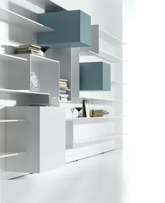 Shelving systems   Storage-Shelving   Vita   MDF Italia. Check it out on Architonic