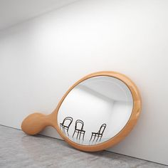 IX Mirrors by Ron Gilad