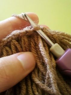 Amigurumi Hair Tutorial, ( Wig Method ) from The Crafty Cattery