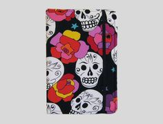 Day of the Dead 2 Kindle Cover Hardcover Kindle Case Nook Cover by CathyKDesigns, $29.00