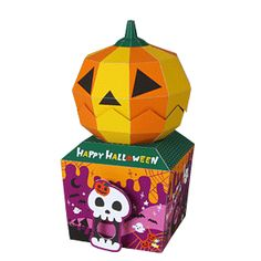Jack and the Halloween Dancers - Halloween - Parties & Events - Paper Craft - Canon CREATIVE PARK