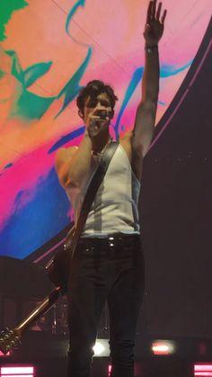 Shawn Mendes Tour, Shawn Mendes Concert, Shawn Mendas, Shawn Mendes Wallpaper, Zeina, Cant Help Falling In Love, Fake Girls, Charlie Puth, Melanie Martinez