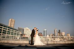 Minna and Andrei at the Bell Harbor World Trade Center | Seattle and Portland Wedding Photography » Portland Wedding Photographer | Mhari Scott #bellharborweddings