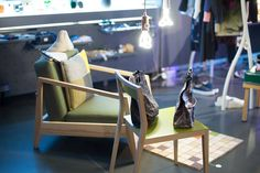 © Nina Nebel Photography — at Waldraud. Chair, Store, Photography, Furniture, Home Decor, Photograph, Decoration Home, Room Decor, Storage