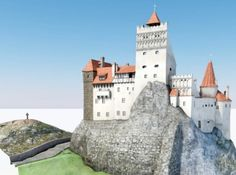 Castle 3D Printing Apparently Isn't Popular #3DPrinting
