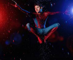 Spiderman Cosplay, Batman, Darth Vader, Superhero, Fictional Characters, Instagram, Fantasy Characters