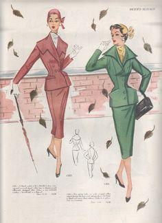 1954/55 Modes Royale
