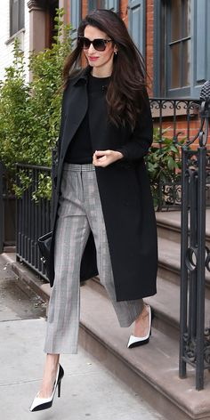 40 Casual Office Fashion Inspiration for Women 2019 – style ideas Business Outfit Frau, Business Casual Outfits, Professional Outfits, Business Attire, Office Outfits, Classy Outfits, Chic Outfits, Fashion Outfits, Work Outfits