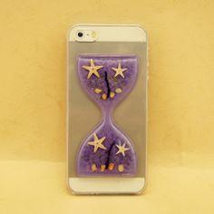 My Personal Sea #Wave (Purple) - iPhone 5/5S