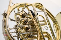 Dieter Otto 166 Double French Horn Double French Horn, Trumpets, Horns, Instruments, Brass, Music, Model, French Horn, Musica