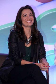 Patrícia Poeta se sentiu motivada a emagrecer com a estreia do novo programa da TV Globo: 'Quando as... - Divulgação, TV Globo