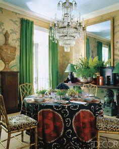 Top Interior Designers: 's 2012 A-List - ELLE DECOR, Miles Reed