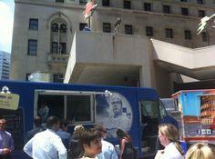 Royal Bank Plaza Food Trucks