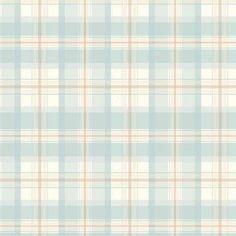 August grove vetter 327 x 205 plaid roll wallpaper in