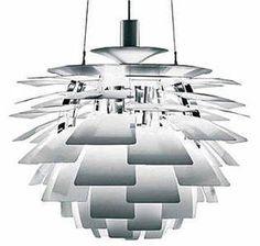 Koglen Lampe by Poul Henningsen