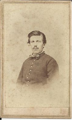 unknown Federal Artillery Soldier CDV 1860s by jaReproductions on Etsy, $49.99  Since my great grandfather was a Corporal when mustered in as an artillery soldier, seeing this photograph quite interesting. THE SELLER has other Civil War era photographs AND offers some reproduction clothing for REENACTMENTS.