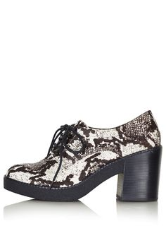 JOLLY Lace Up Shoes - New In- Topshop