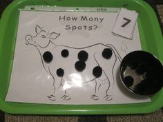 Farm posts from Counting Coconuts and other ideas. Montessori inspired and sensory