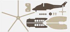 Matto HELICOPTER Agusta Westland AW139 - Laser, saw, milling machine - 1 cm wooden board - toy
