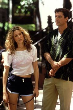 Carrie Bradshaw and Big 2, Sex and the City