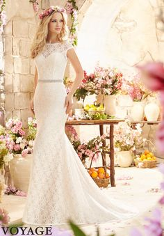 Voyage - 6804 - All Dressed Up, Bridal Gown