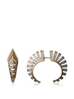 nOir nOir Modernist Front-Back Earrings, http://www.myhabit.com/redirect/ref=qd_sw_dp_pi_li?url=http%3A%2F%2Fwww.myhabit.com%2Fdp%2FB01414TNB2%3F