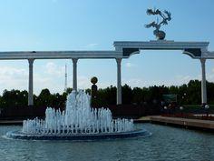 Plaza de la Independencia #tashkent #uzbekistan #asia #travel #tourism #takemysecrets