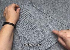 Baby Knitting Patterns, Diy And Crafts, Knit Jacket, Herb, Baby Vest, Knit Vest, Weaving Kids, Jackets, Dots