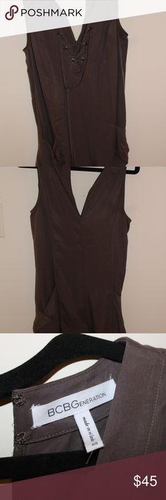 BCBGeneration romper Casual/cute bcbg romper--worn once BCBGeneration Dresses