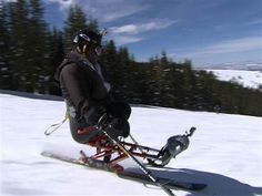 Vail Veterans get wounded warriors moving — in the snow - TODAY News