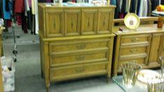 Dresser redo - 3 piece set