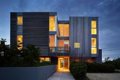 Beautiful Architecture, Contemporary Architecture, Interior Architecture, Contemporary Homes, Modern Architects, Best Architects, Southampton, Water Mill, Modern Exterior