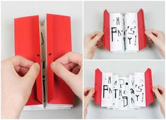 DIY Toolbox-Themed Cards - This Printable Father's Day Card Opens up Like a Toolbox (GALLERY)