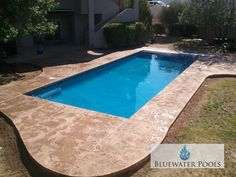 Pool by Pool by Bluewater Pools #001