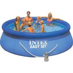 Надувной бассейн Intex 56422, 366 х 76 см http://intex-bassein.com.ua/naduvnye-basseiny/intex-56422/