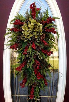 This Is A Beautiful Wreath......