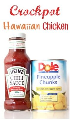 Crockpot Pineapple Chicken Recipe in Crockpot Recipe, Main Courses Sides, Recipes