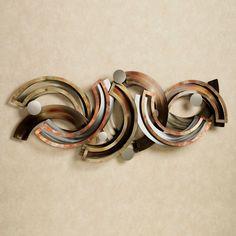 Rejoice Abstract Metal Wall Sculpture by JasonW Studios