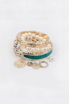 Elegant Bangle Bracelets - OASAP.com