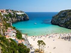 Worlds Most Unique Beaches Spain Beach And Underground Caves - The 15 most unusual and beautiful beaches in the world