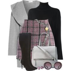 100 Amazing Fall Winter Outfit Ideas You Will Love Classy Outfits, Stylish Outfits, Beautiful Outfits, Cute Outfits, Work Outfits, Looks Chic, Looks Style, My Style, Fall Winter Outfits