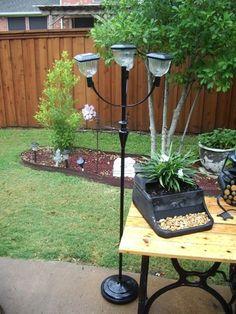Easy Solar Lamp