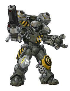 Longinus_Battle_Armor by s2ka on DeviantArt